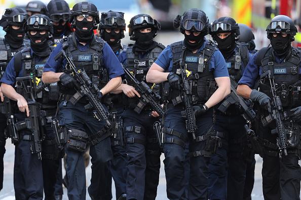 Weapon「Aftermath Of The London Bridge Terror Attacks」:写真・画像(14)[壁紙.com]