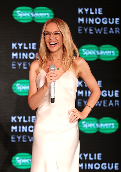 Ryan Pierse「Kylie Minogue Launches Eyewear Collection」:写真・画像(14)[壁紙.com]