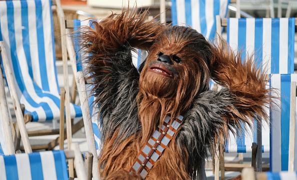 Star Wars「Fans Attend Seaside Science Fiction Weekend」:写真・画像(4)[壁紙.com]