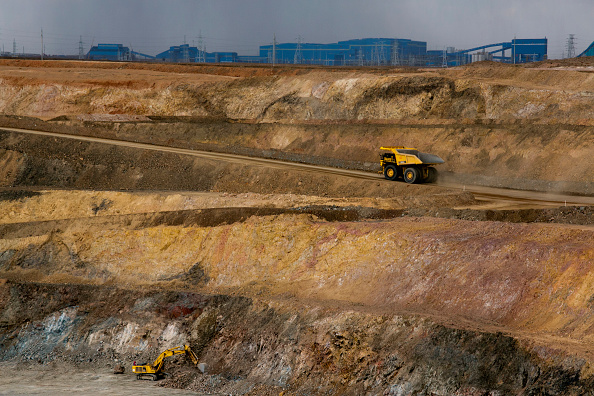 Metal Ore「Mongolia's Biggest Foreign Investment The Oyu Tolgoi Mine」:写真・画像(18)[壁紙.com]