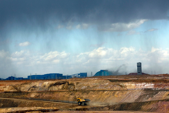 Metal Ore「Mongolia's Biggest Foreign Investment The Oyu Tolgoi Mine」:写真・画像(17)[壁紙.com]