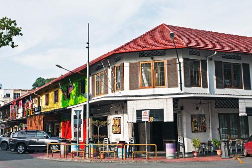 Kota Kinabalu「Old district of Kota Kinabalu. Sabah, Malaysia」:スマホ壁紙(7)