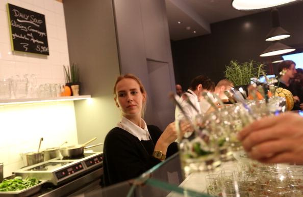 Salad「Microsoft Opens New Center In Berlin」:写真・画像(13)[壁紙.com]