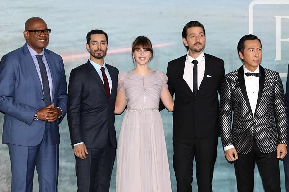 """スター・ウォーズ・シリーズ「""""Rogue One: A Star Wars Story"""" - Launch Event - Red Carpet Arrivals」:写真・画像(3)[壁紙.com]"""