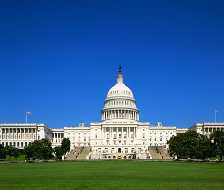 Classical Style「US Capitol Building」:スマホ壁紙(8)
