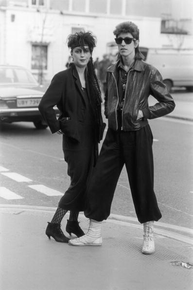 Ankle Boot「Trendy Couple」:写真・画像(1)[壁紙.com]