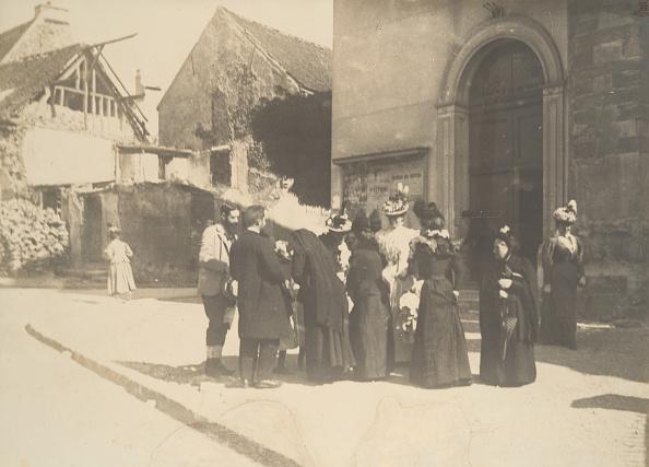 Metropolitan Museum Of Art - New York City「Street Scene」:写真・画像(19)[壁紙.com]