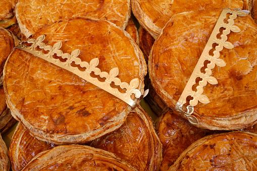 Crown - Headwear「French Galette des Rois Pastry Eaten on Epiphany」:スマホ壁紙(7)
