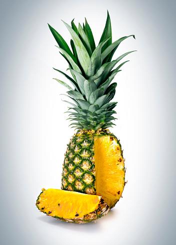 Pineapple「pineapple slice」:スマホ壁紙(11)