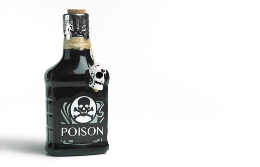Poisonous「Suicide poison bottle」:スマホ壁紙(6)