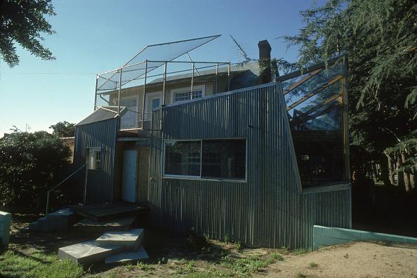 Santa Monica「Frank Gehry House Exterior」:写真・画像(19)[壁紙.com]