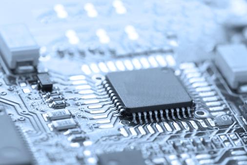 Circuit Board「Microchip」:スマホ壁紙(18)