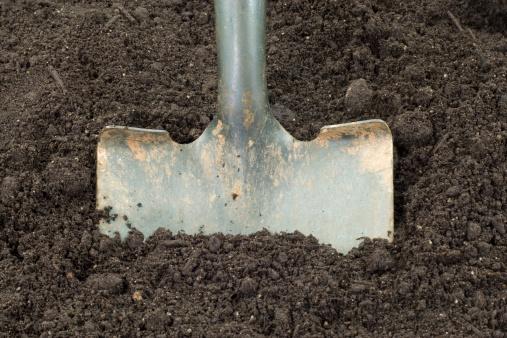 Digging「Shovel Digging」:スマホ壁紙(15)