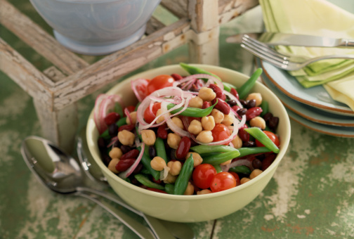 Side Dish「Marinated bean salad」:スマホ壁紙(16)
