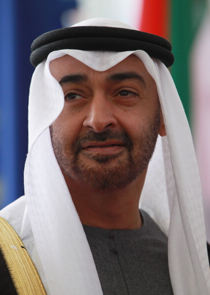 United Arab Emirates「Abu Dhabi Crown Prince Meets Angela Merkel」:写真・画像(14)[壁紙.com]