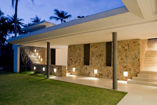 Pacific Islands「Villa Walkway」:スマホ壁紙(17)