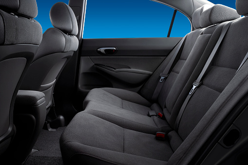 Car Interior「Backseat」:スマホ壁紙(4)