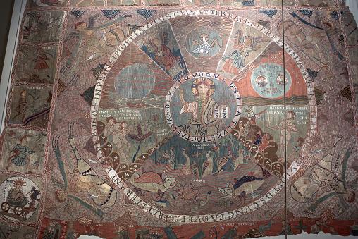 "Named Animal「Creation Carpet ""Tapiz de la Creación"", Cathedral of Santa Maria」:スマホ壁紙(7)"