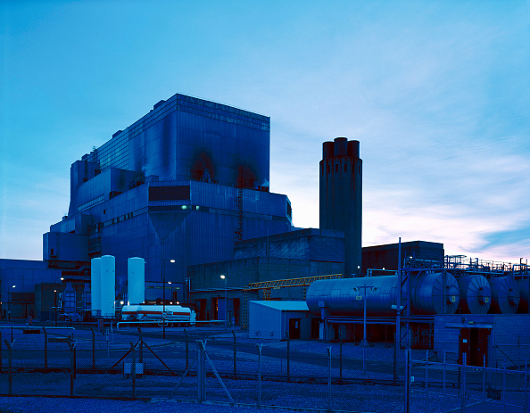 Business Finance and Industry「BNFL, Power Station Nuclear reactor, Hinckley Point, Somerset, near Bridgewater, United Kingdom」:写真・画像(13)[壁紙.com]