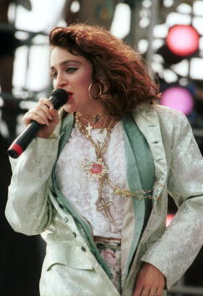 Brown Hair「Live Aid 1985」:写真・画像(7)[壁紙.com]