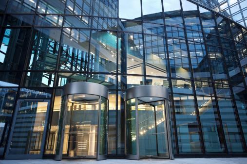 Front Door「Revolving Doors to Office Building」:スマホ壁紙(19)