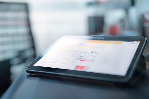 Development「Tablet PC, DAX, stock market」:スマホ壁紙(15)