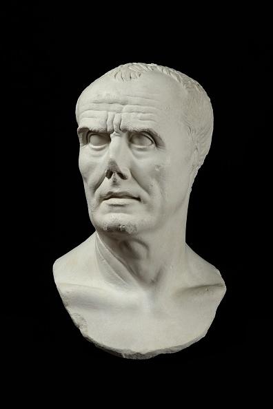 Bust - Sculpture「?Marius?. Late 1St Century. Artist: Unknown.」:写真・画像(19)[壁紙.com]