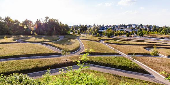 Uncertainty「Germany, Baden-Wuerttemberg, Stuttgart, puplic park, ways」:スマホ壁紙(17)