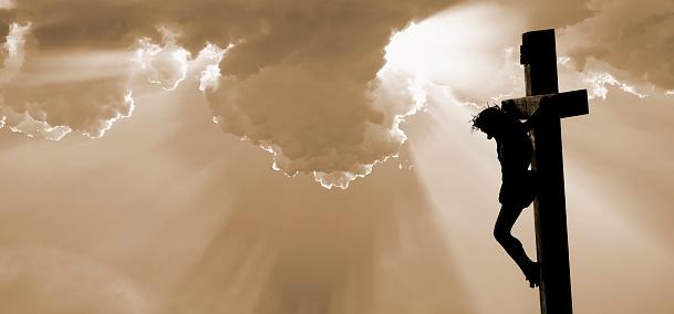 Cross Shape「The Crucifixion of Jesus Christ」:スマホ壁紙(11)