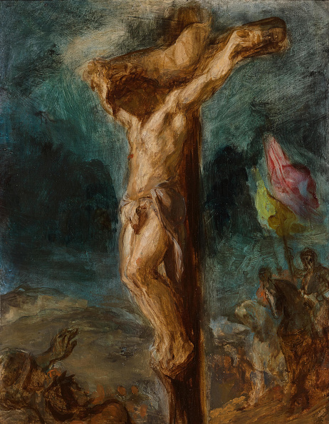 Painting - Activity「The Crucifixion 1848」:写真・画像(18)[壁紙.com]