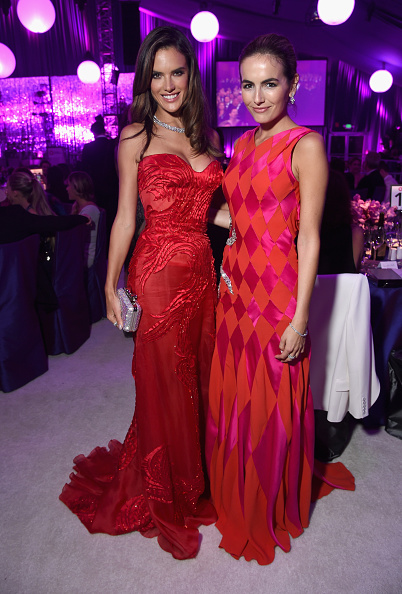 Camilla Belle「23rd Annual Elton John AIDS Foundation Academy Awards Viewing Party - Inside」:写真・画像(13)[壁紙.com]
