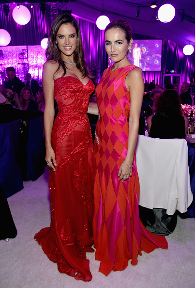 Camilla Belle「23rd Annual Elton John AIDS Foundation Academy Awards Viewing Party - Inside」:写真・画像(12)[壁紙.com]