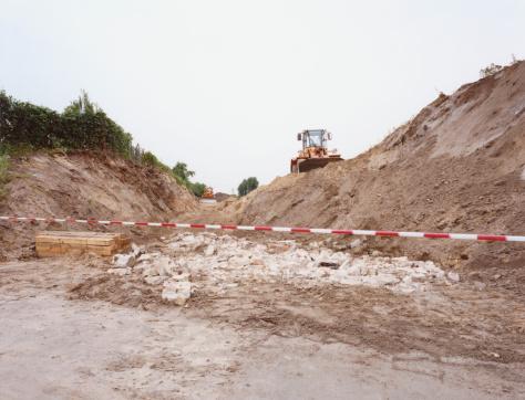 Digging「Highway Construction Site」:スマホ壁紙(2)