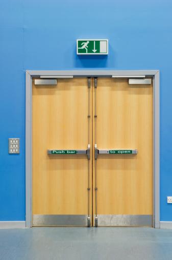 Guidance「Emergency fire doors」:スマホ壁紙(15)