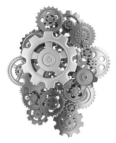Gear - Mechanism「gears」:スマホ壁紙(12)