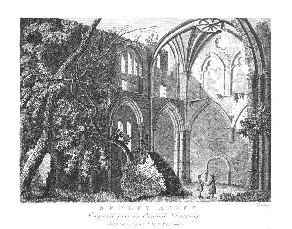 18th Century Style「Netley Abbey」:写真・画像(17)[壁紙.com]