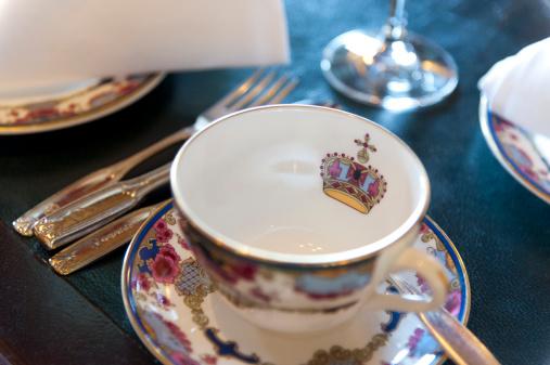 Crown - Headwear「Elegant, fine china tea service」:スマホ壁紙(10)
