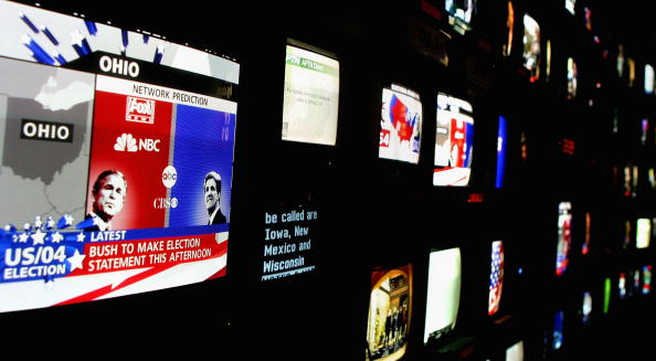 The Media「The U.S. Elections Being Broadcast From The UK」:写真・画像(19)[壁紙.com]
