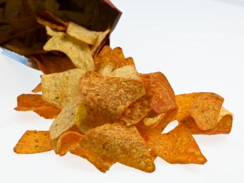 Crunchy「Corn Tortilla Chips」:スマホ壁紙(5)