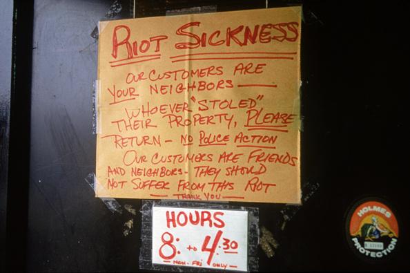 Doorway「LA Riots」:写真・画像(5)[壁紙.com]
