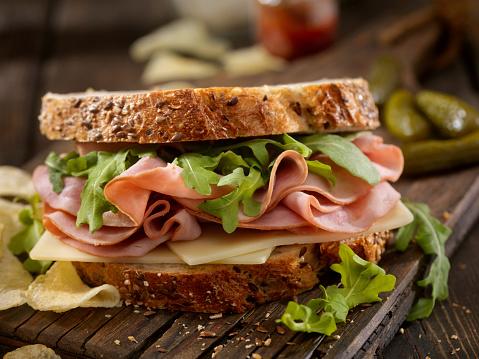 Seed「Ham, Swiss and Arugula Sandwich」:スマホ壁紙(10)
