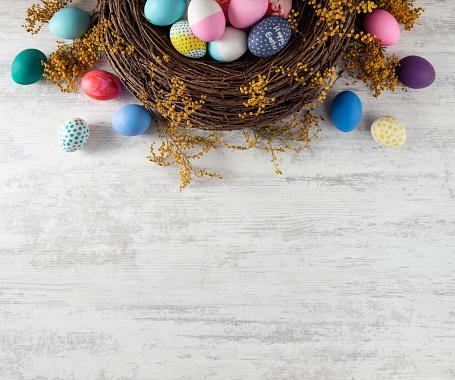 Religious Celebration「Easter Background」:スマホ壁紙(18)