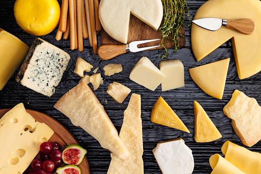 Swiss Cheese「Cheeses selection」:スマホ壁紙(5)