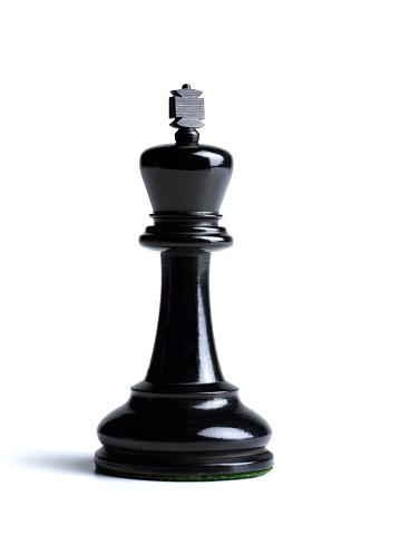 Anticipation「Black King Chess piece」:スマホ壁紙(16)