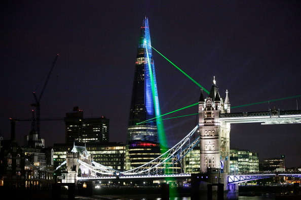 Shard London Bridge「The Shard, Europe's Largest Building Is Unveiled After Completion Of It's Exterior」:写真・画像(1)[壁紙.com]
