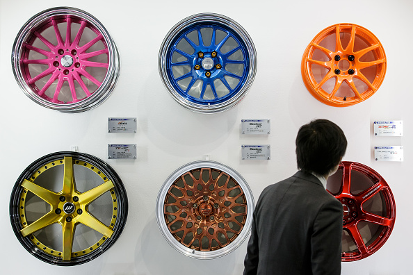 Tokyo Auto Salon「Tokyo Auto Salon 2017 - Day 1」:写真・画像(2)[壁紙.com]