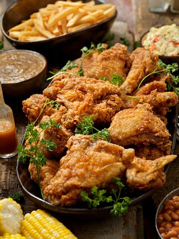 Chicken Wing「Fried Chicken Feast」:スマホ壁紙(18)