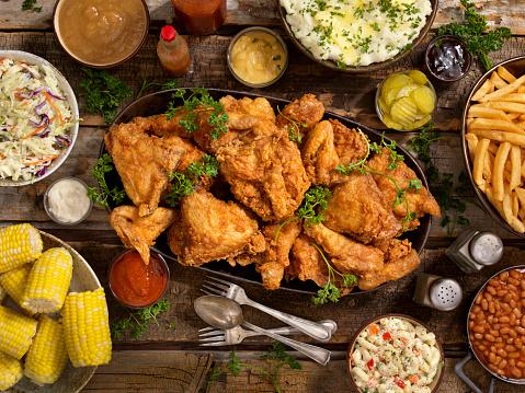 Chicken Wing「Fried Chicken」:スマホ壁紙(11)