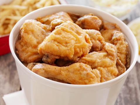 Chicken Wing「Fried Chicken at a Picnic」:スマホ壁紙(15)