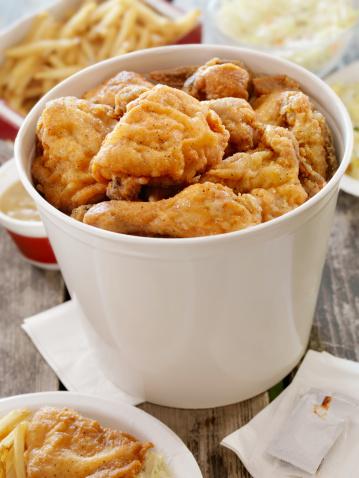 Chicken Wing「Fried Chicken at a Picnic」:スマホ壁紙(7)